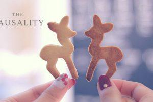 小鹿のクッキー